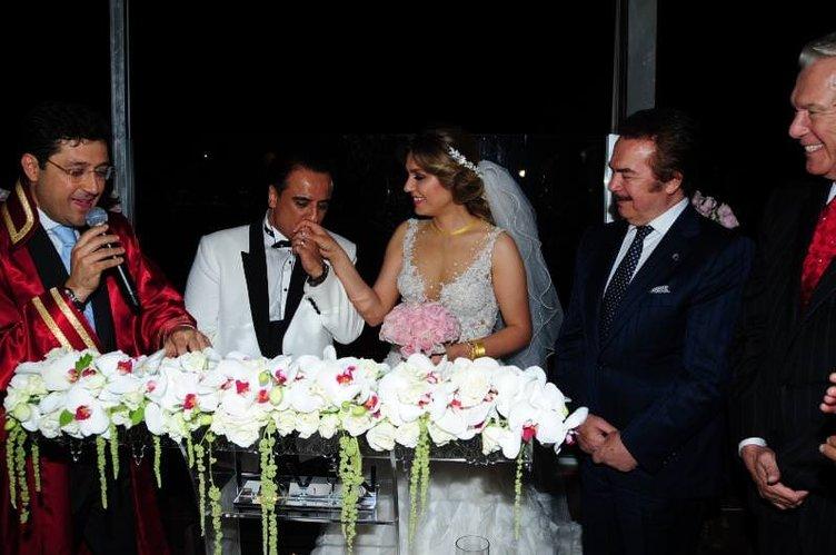 Erol Köse evlendi
