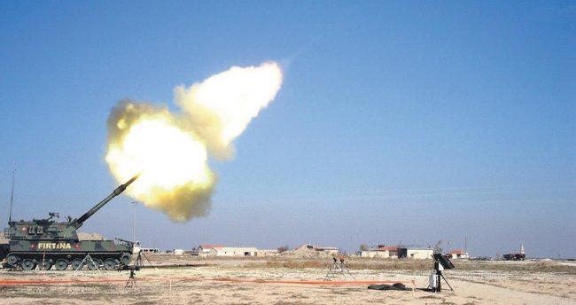 DEAŞ'A bomba yağdı
