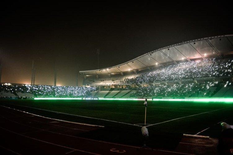 Beşiktaş-Tottenham maçından kareler