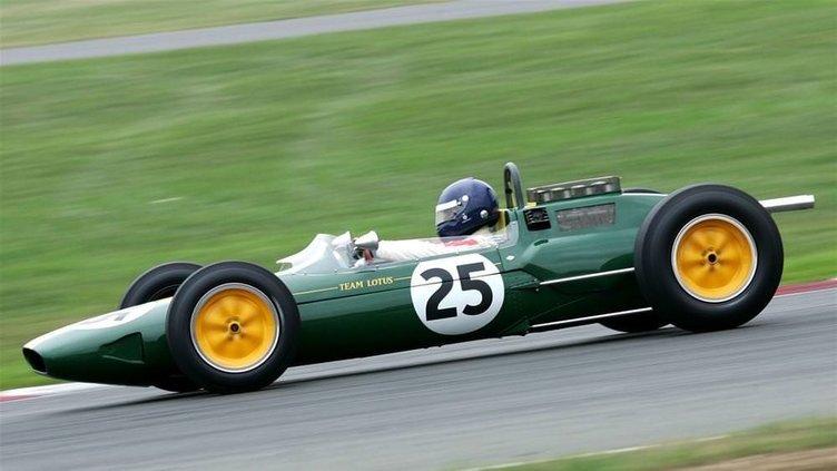 En güzel 10 Formula 1 arabası