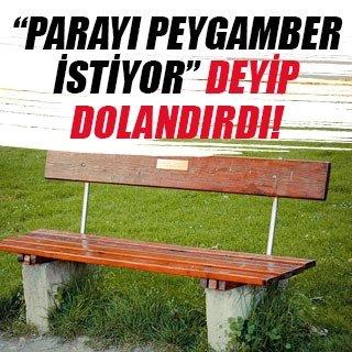 Kayseri'de akılalmaz dolandırıcılık!