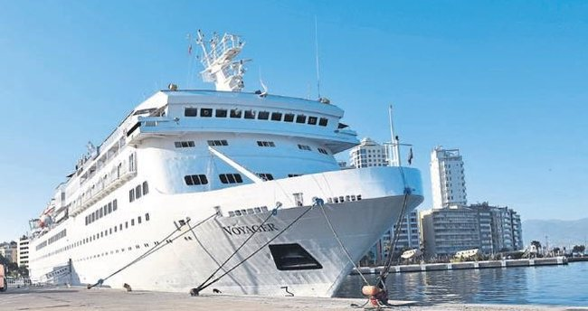 İzmir'e 'Voyager' morali