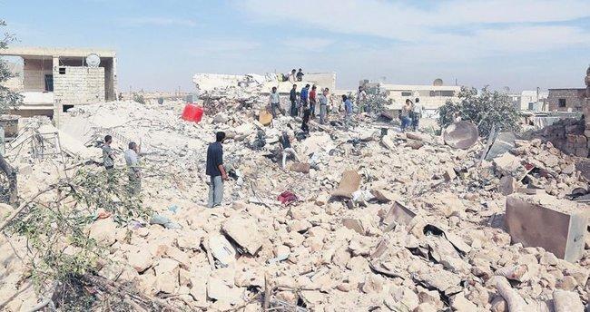Halep'te savaş suçu işleniyor