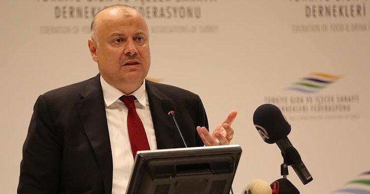 TGDF Başkanı Kopuz: Gıda sanayisi hedef tahtasına oturtuluyor