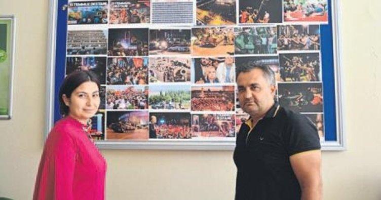 Başkan Özçınar'dan 15 Temmuz daveti