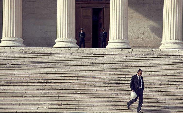 Kanunun Kuvveti filminden kareler