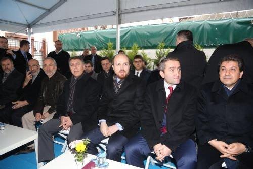 TÜRGEV'in yeni genel merkez binası açıldı