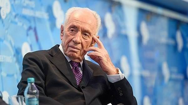 Şimon Peres hayatını yitirdi