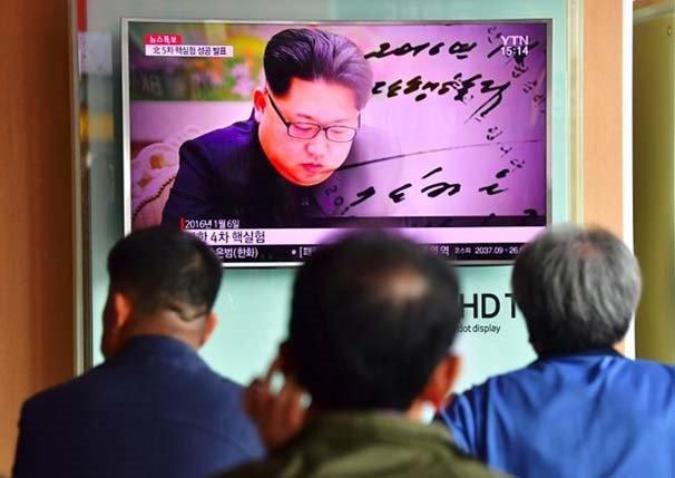 Kuzey Kore'den roket motoru denemesi