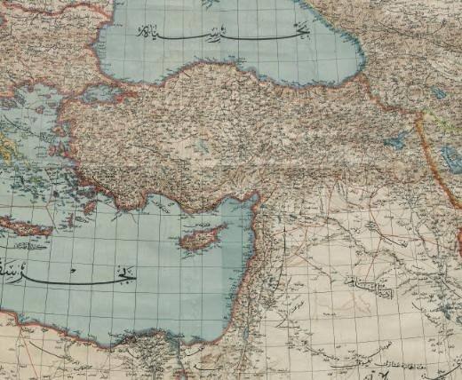 II. Abdulhamid'in çizdirdiği İstanbul haritaları