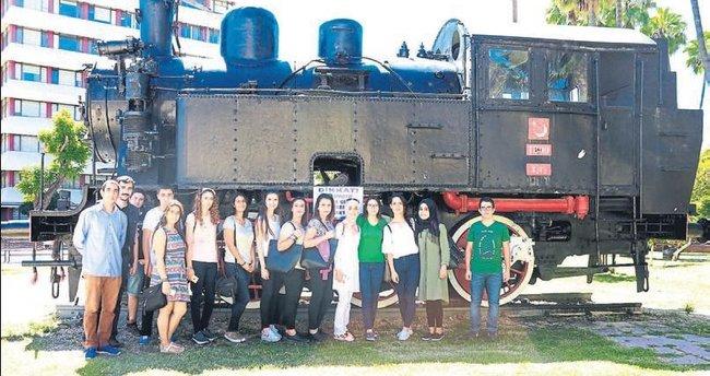 Üniversiteliler Adana'yı tanıdı