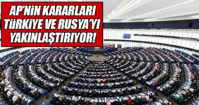AP'nin kararları Rusya ve Türkiye'yi yakınlaştırıyor!