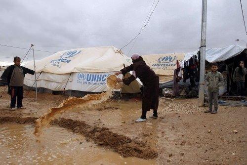 Suriyeli mültecilerin sayısı 600 bini geçti