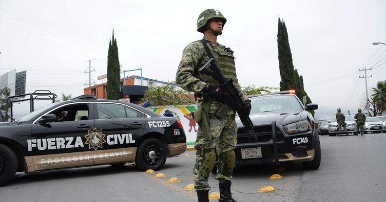 Meksika'da ev partisinde silahlı saldırı: 11 ölü!