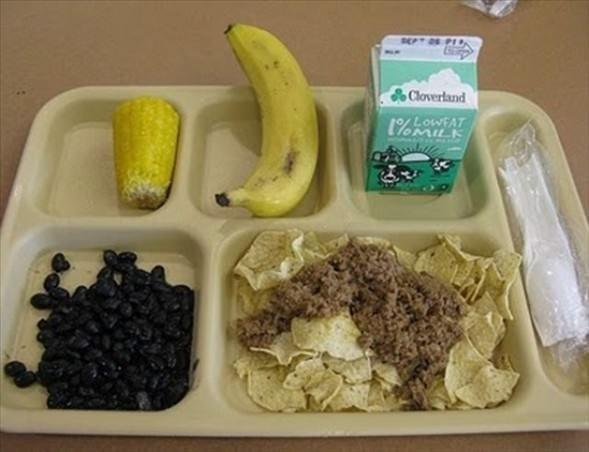 Hangi ülkenin çocuğu neyle besleniyor?