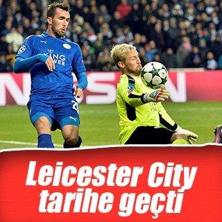 Tarihin en iyi çaylağı Leicester City