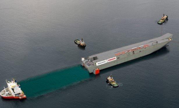 Bildiğiniz bütün gemileri unutun!
