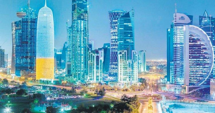Katar'a gıda köprüsü