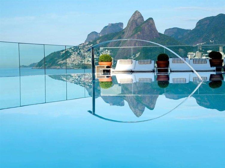 Dünyanın en güzel havuzları