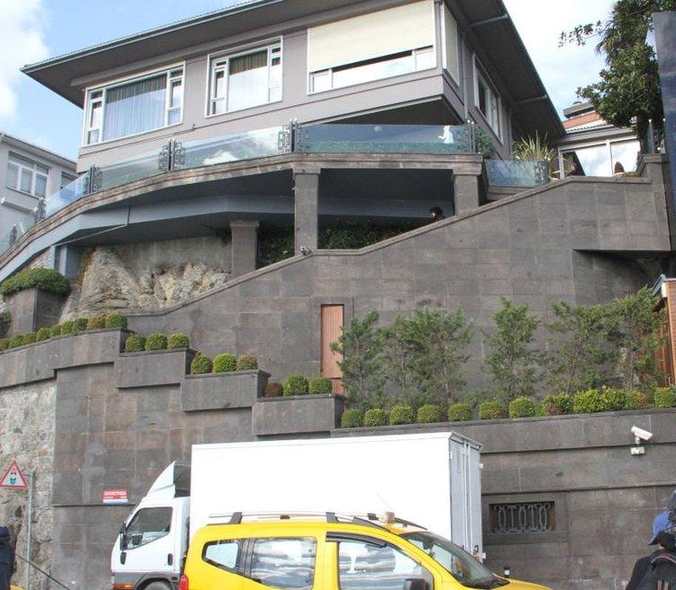 Feryal Gülman ünlü olan evini anlattı