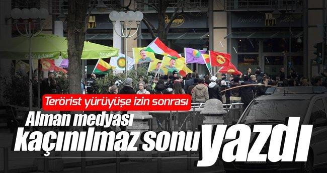 DWelle:PKK'ya izin Türkiye ile ilişkilerimizi daha da gerecek!
