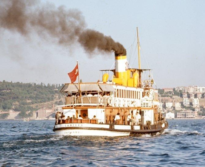 ABD'li Gezgin'in gözüyle 1971 İstanbul