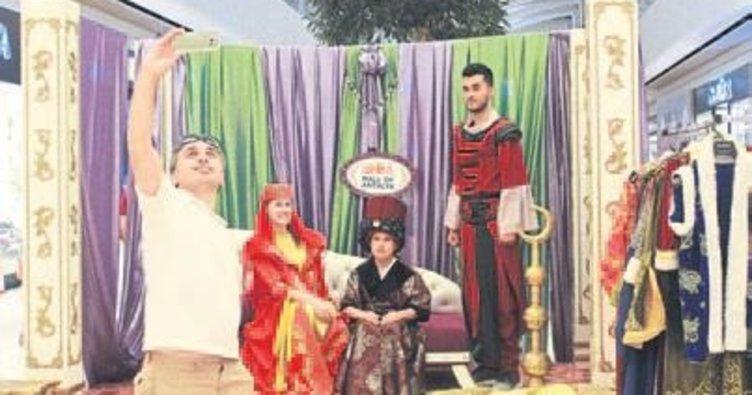 Ramazan nostaljisi yaşatılıyor