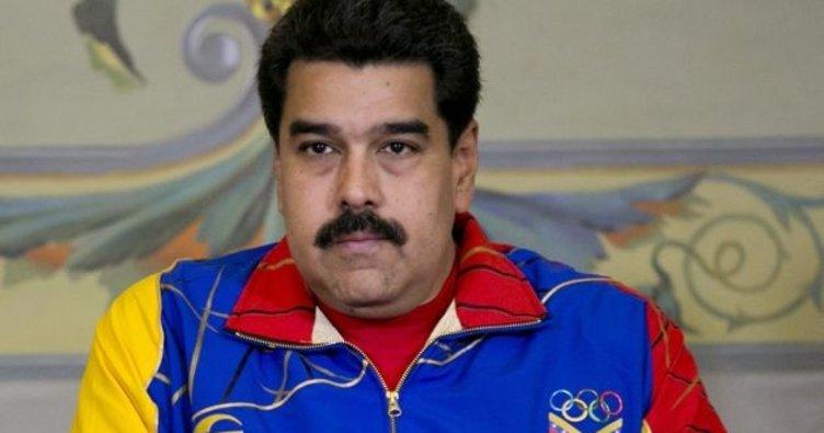 Maduro'dan Kolombiya'ya tehdit!