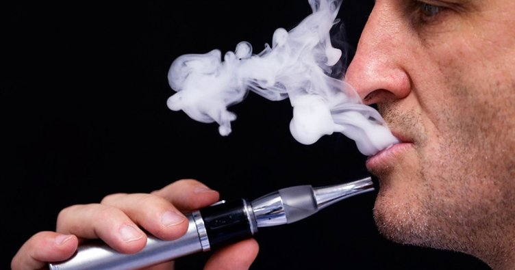 Elektronik sigara tütün bağımlılığını önlemiyor!