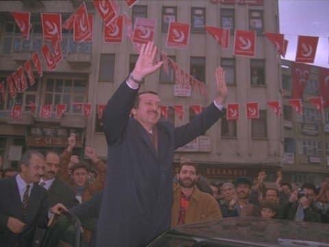 Dünden bugüne AK Parti