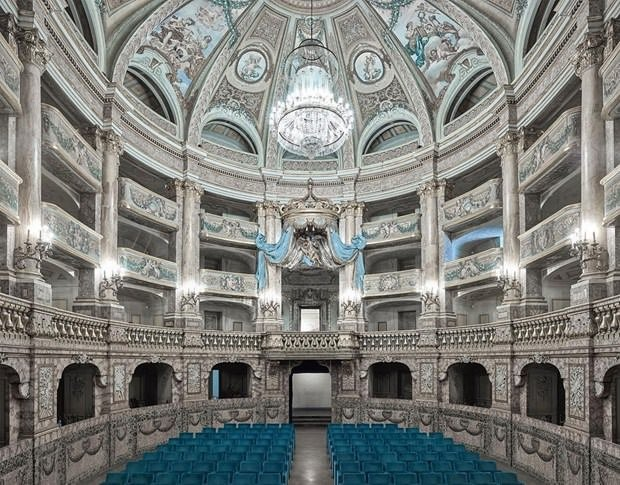 İtalyan mimarisinin en güzel örnekleri