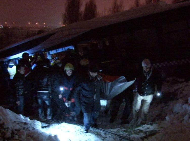 Halk otobüsü uçuruma yuvarlandı