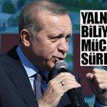 Cumhurbaşkanı Erdoğan: Yalnızlığımı biliyorum ama mücadelemi sürdüreceğim