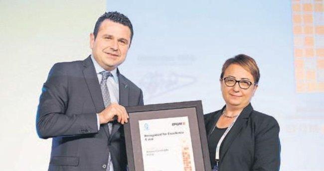 Gündoğdu Koleji'ne dünya kalite ödülü