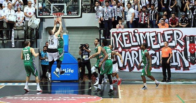 Beşiktaş, Daçka'yı yendi