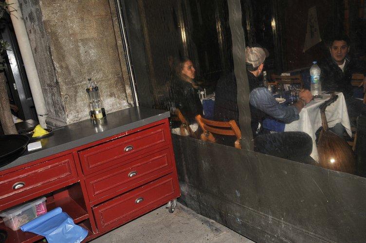 Aslışah Alkoçlar ile Kerem Tunçeri ilk kez görüntülendi