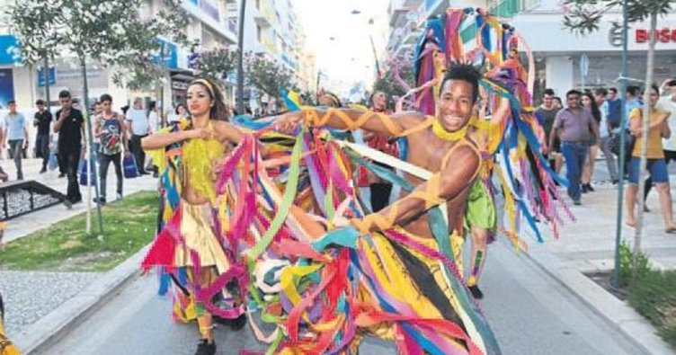 Barış Suyu Festivali Manavgat'a renk kattı