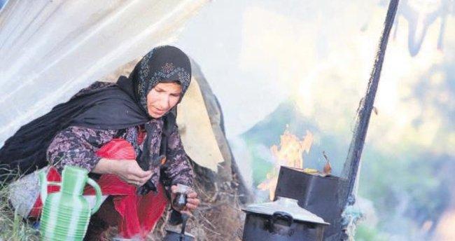Polatlı ve Haymana'da mülteci sayısı azalıyor
