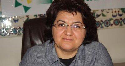 Emine Ayna evinde gözaltına alındı