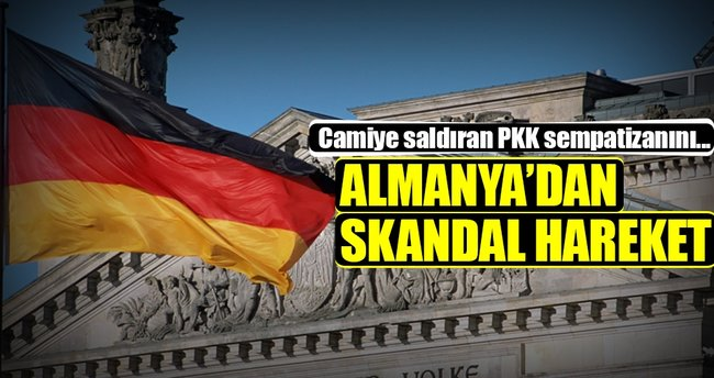 Almanya'dan skandal hareket