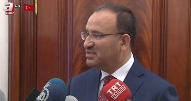 Adalet Bakanı Bozdağ'dan çarpıtılan o düzenlemeye ilişkin önemli açıklamalar