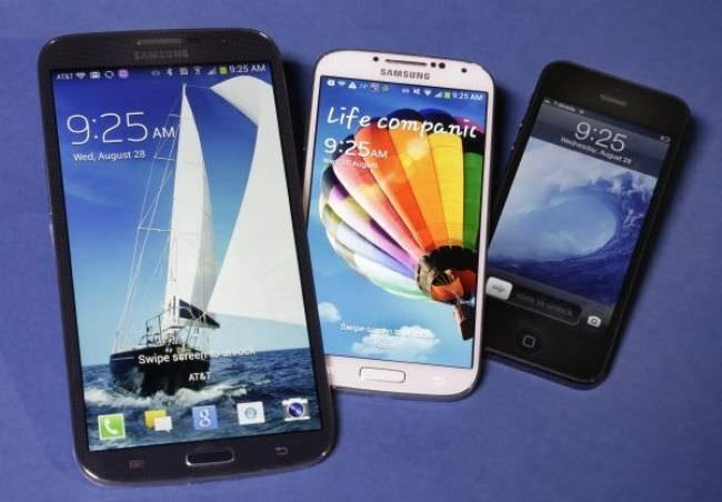 Samsung Galaxy Gear ve Galaxy Note 3 duyuruldu