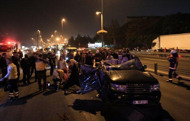 Kadıköy'de metrobüs kazası 5 ölü, 5 yaralı