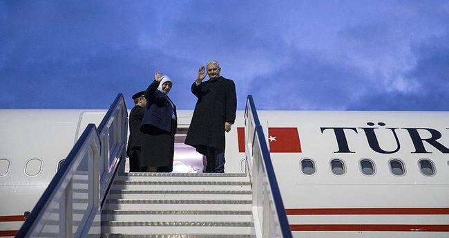Başbakan Yıldırım Malta'dan ayrıldı
