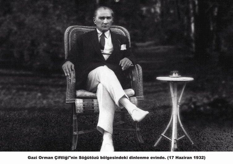 Atatürk'ü fotoğraflarla anıyoruz
