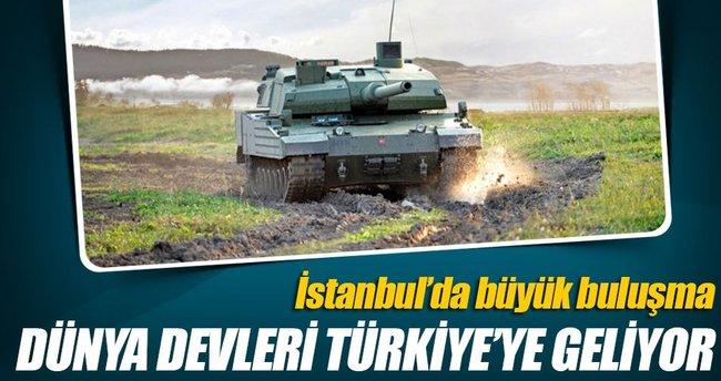 Dünya savunma devleri Türk KOBİ'ler için geliyor
