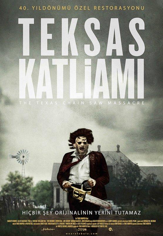 Teksas Katliamı filminden kareler