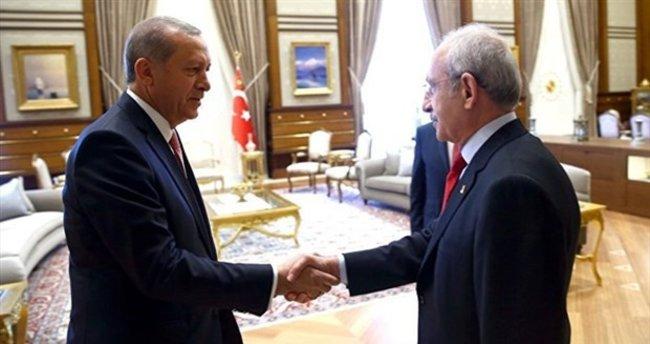 Cumhurbaşkanı Erdoğan şikayetinden vazgeçti