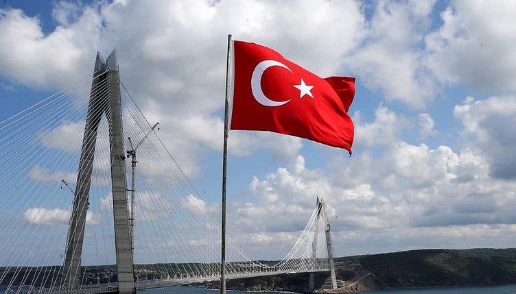 Yavuz Sultan Selim Köprüsü'nün açılışı yapıldı
