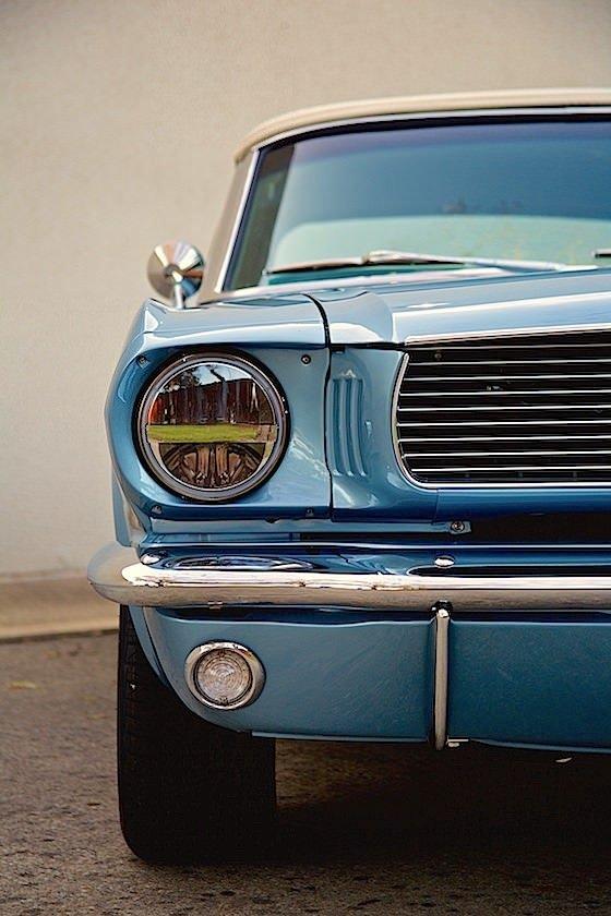 2016 model 1964 1/2 Mustang